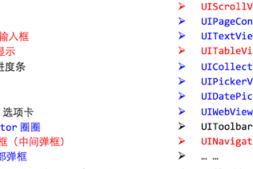 UI控件01-基础控件01
