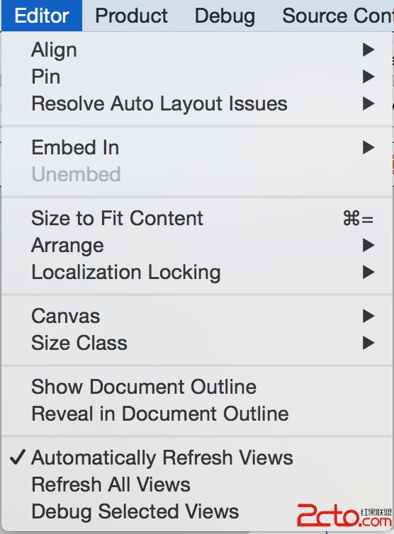 在OC和Swift中Storyboad动态刷新属性